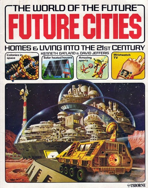 RÉTROFUTURISME - Future Cities dans Rétrofuturisme 603507-30