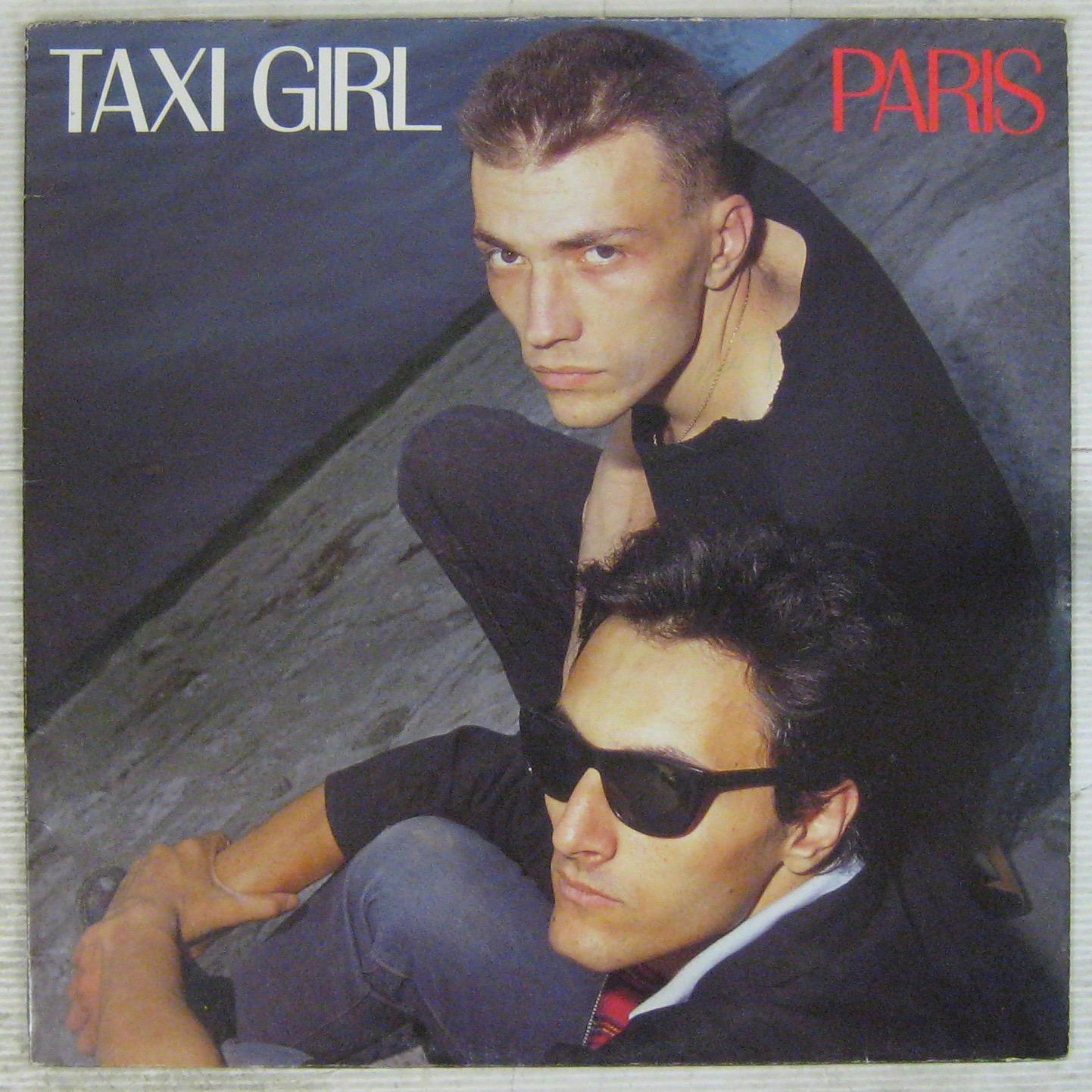TAXI GIRL - Paris - Maxi 45T