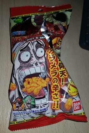 spicy snack one piece