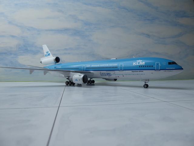 Mac Donell Douglas MD 11 KLM 5Z5aIb-Douglas-MD11-3