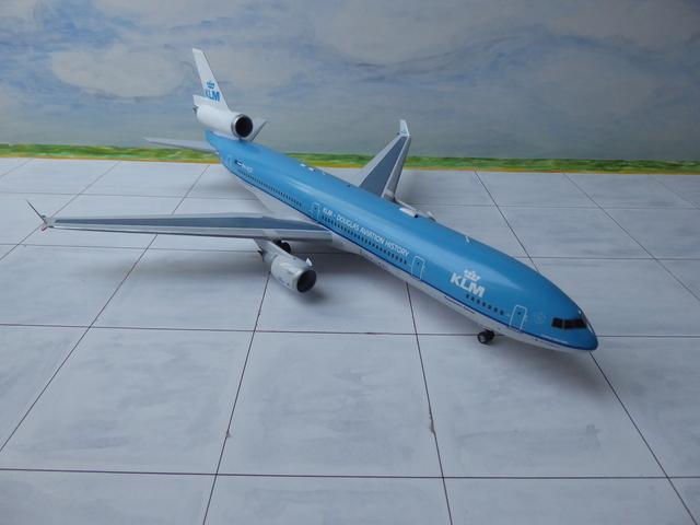 Mac Donell Douglas MD 11 KLM VZ5aIb-Douglas-MD11-4
