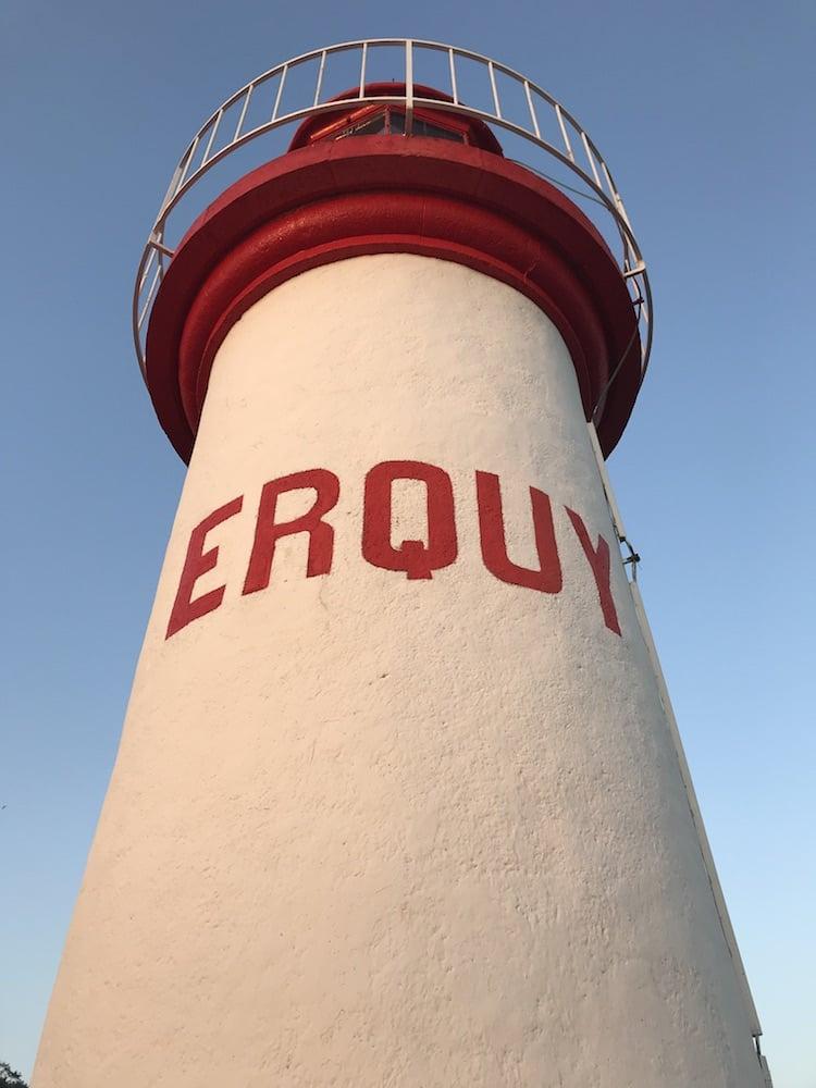 The lighthouse (Erquy)