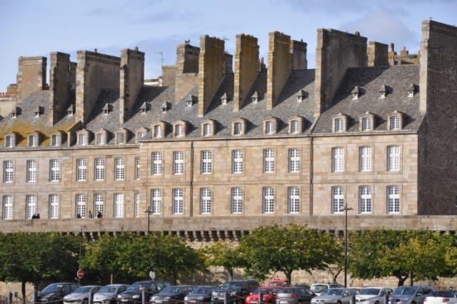 Houses (Saint Malo intramural)