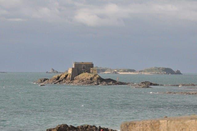 Fort of Petit Bé (St Malo)