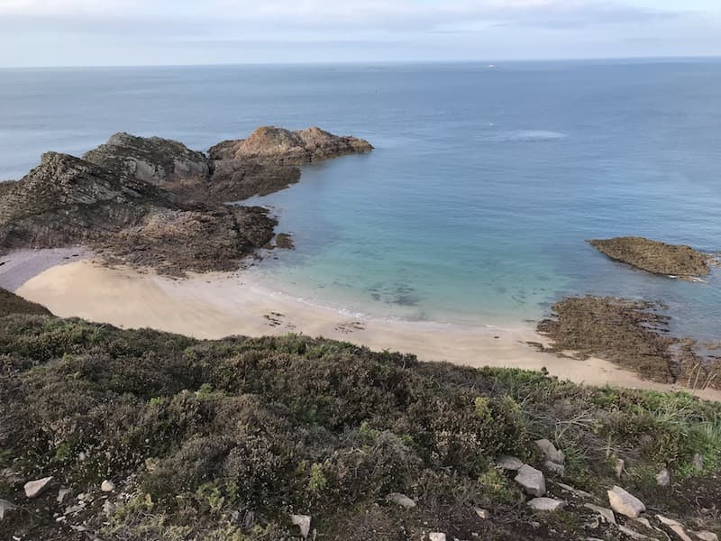 Beach of Lortuais (Erquy)
