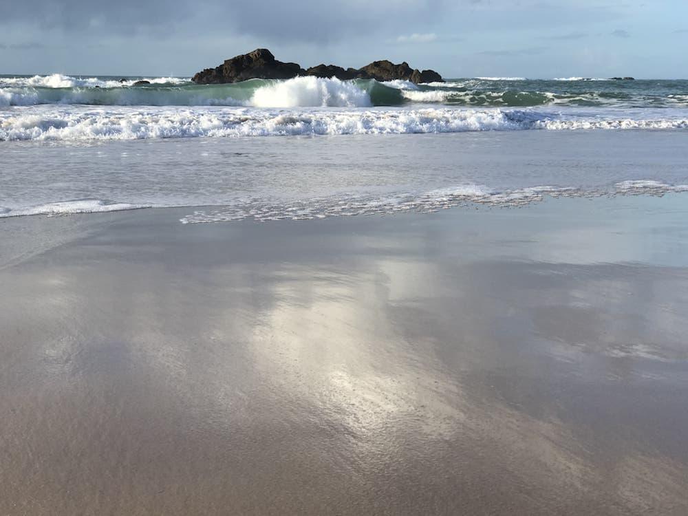 Beach of Anse du Croc