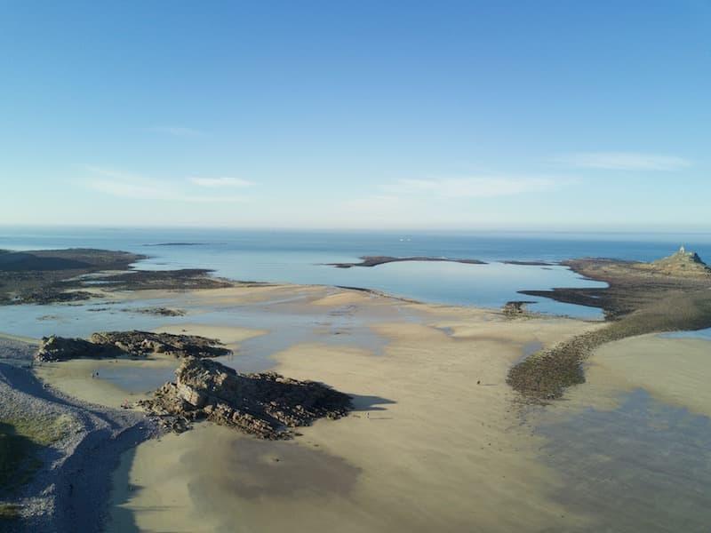 Estuary of Islet