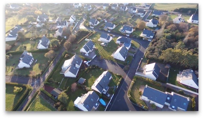 Our neighborhood (Pléhérel)