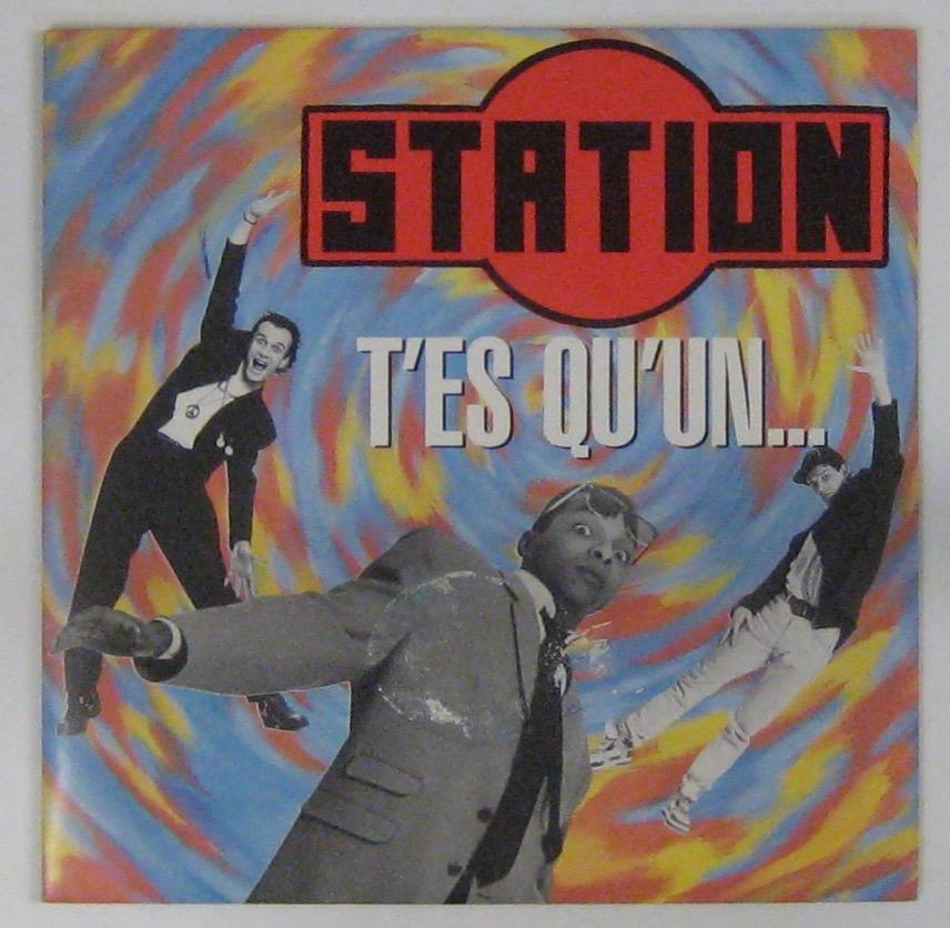 Station T'es qu'un...