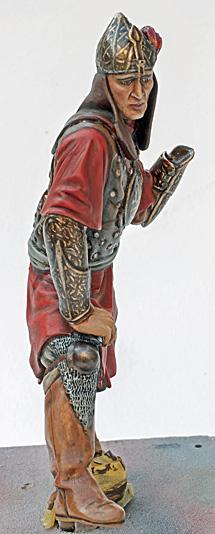 Soldat Mamelouk 90 mm 19090511103914703416395085