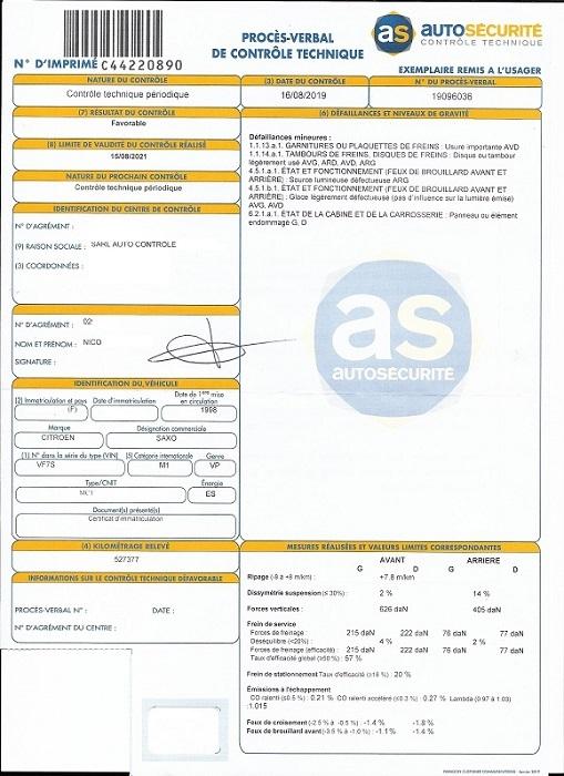 206 XT Premium 1.6 90Ch de 2000 (relookée XS) - Page 2 19090612112324571216395895