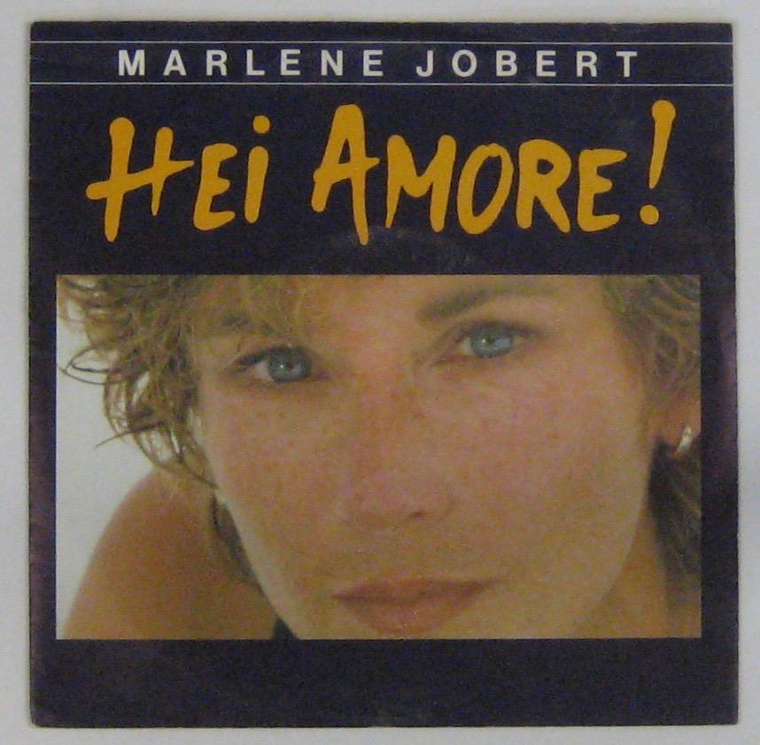 JOBERT MARLÈNE - Hei Amore ! - 45T (SP 2 titres)