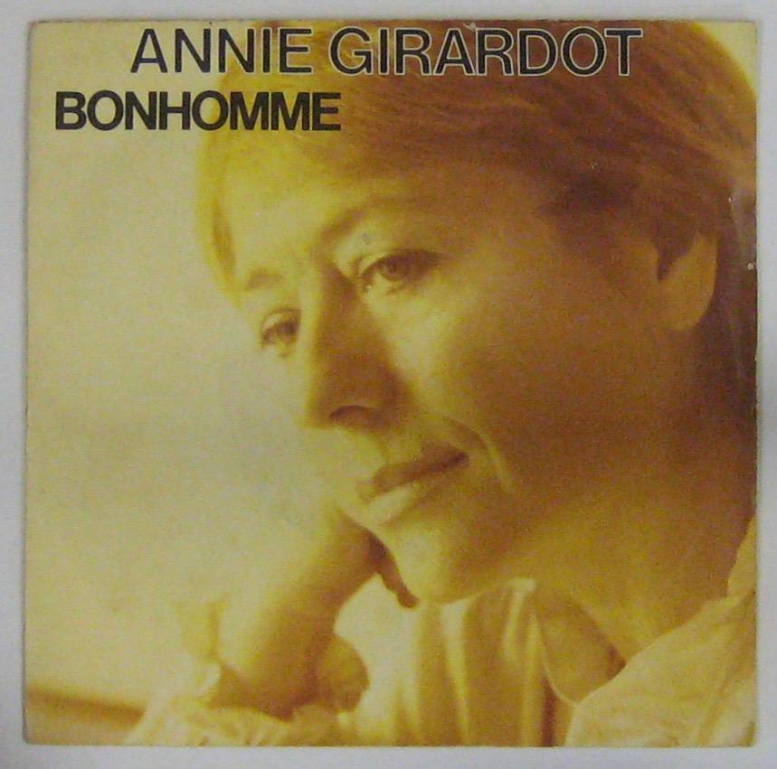 GIRARDOT ANNIE - Bonhomme - 45T (SP 2 titres)