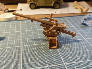Trumpeter 1/35 Obusier de 105mm sur chassis Hotchkiss H39 (39 H 10.5cm LeFH18(Sf) 19091505470524978616409183