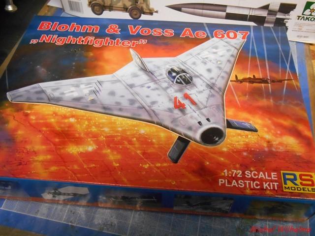 BLOHM et VOSS   607    .  kit  RS model 1/72 1909220703145625616419564
