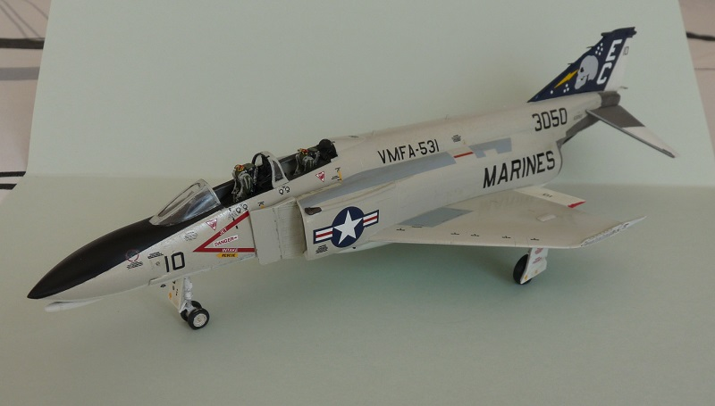 F-4N Phantom II  Hasegawa 1/72 - Page 2 1910050410205669816444195