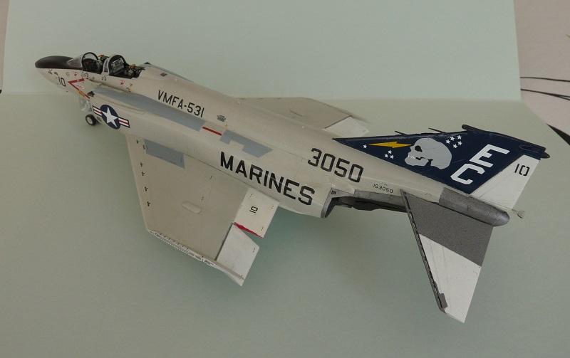 F-4N Phantom II  Hasegawa 1/72 - Page 2 1910050410205669816444196
