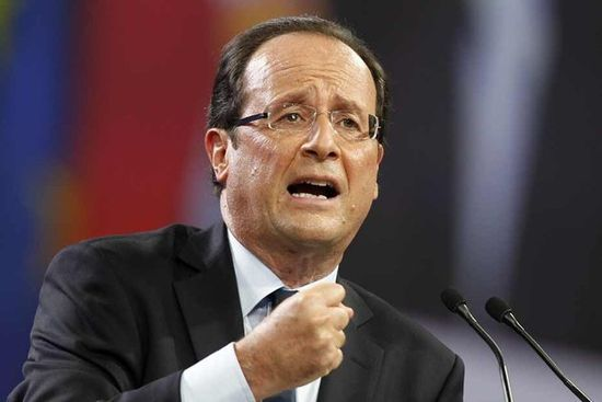 la complainte de François Hollande