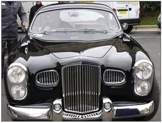 Bentley Cresta II by Facel-Metallon 1951