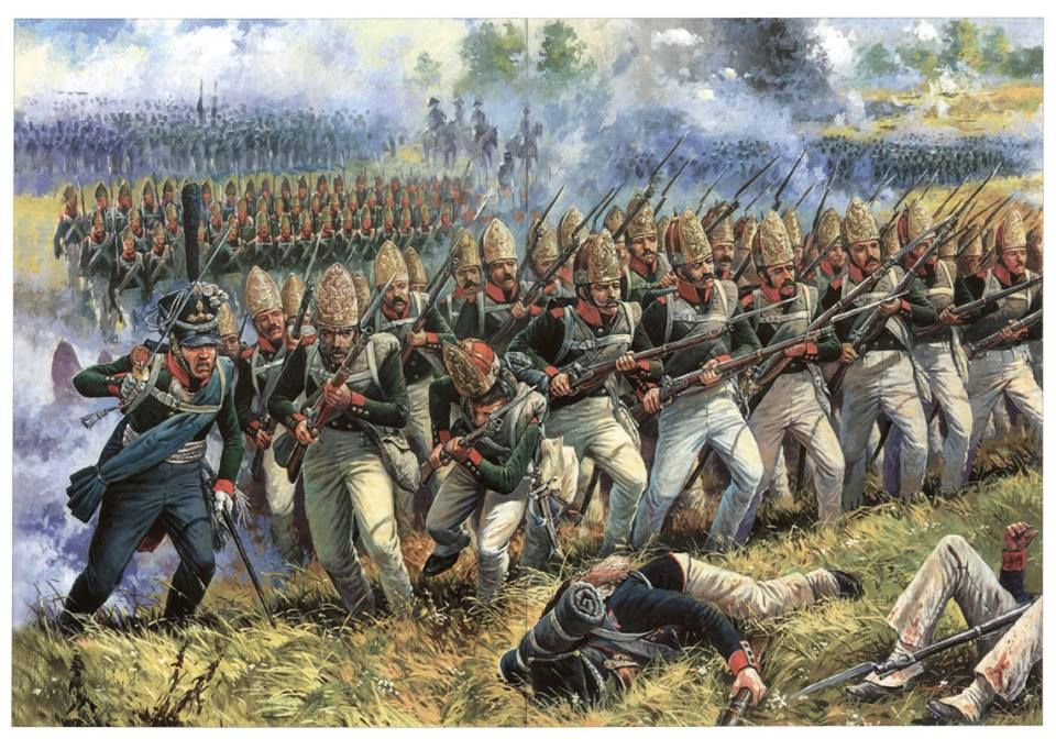 Garde à pied-Grenadiers Régiment Pavlovski