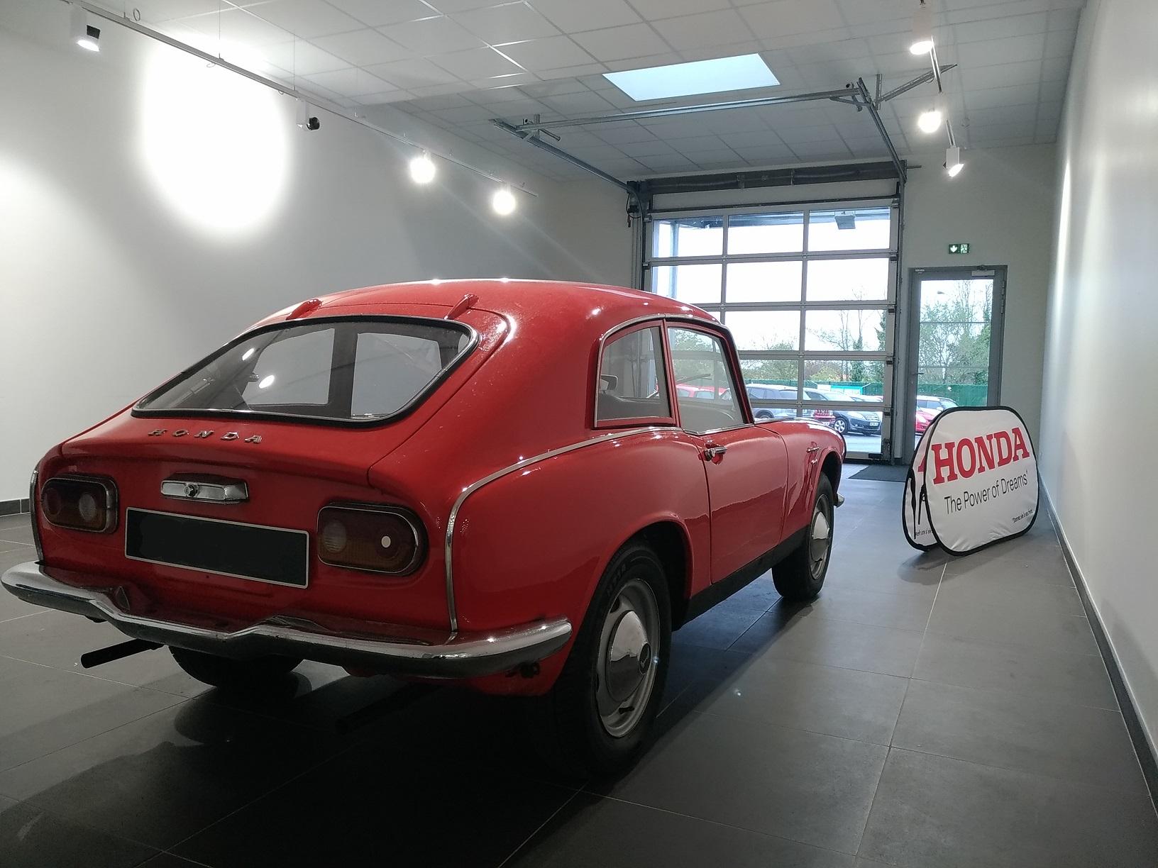 honda s800 coupe c