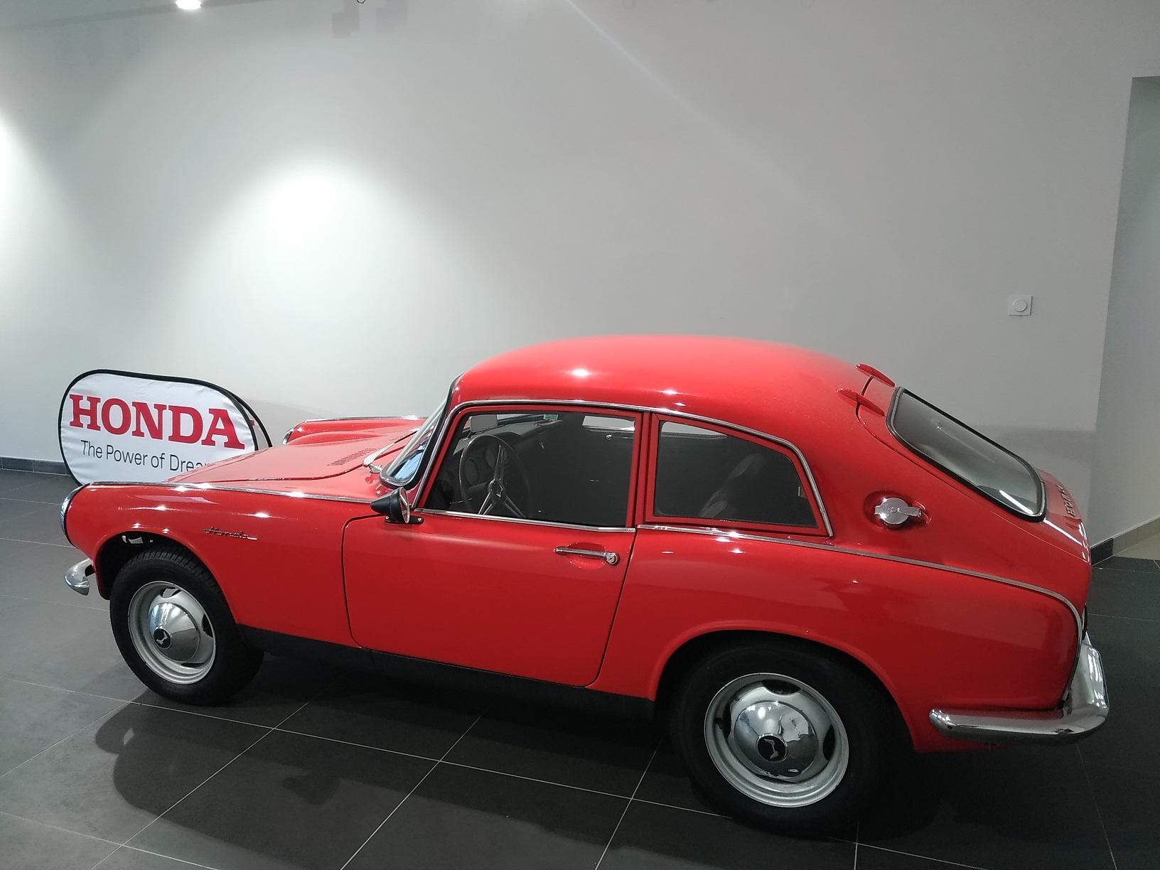 honda s800 coupe d