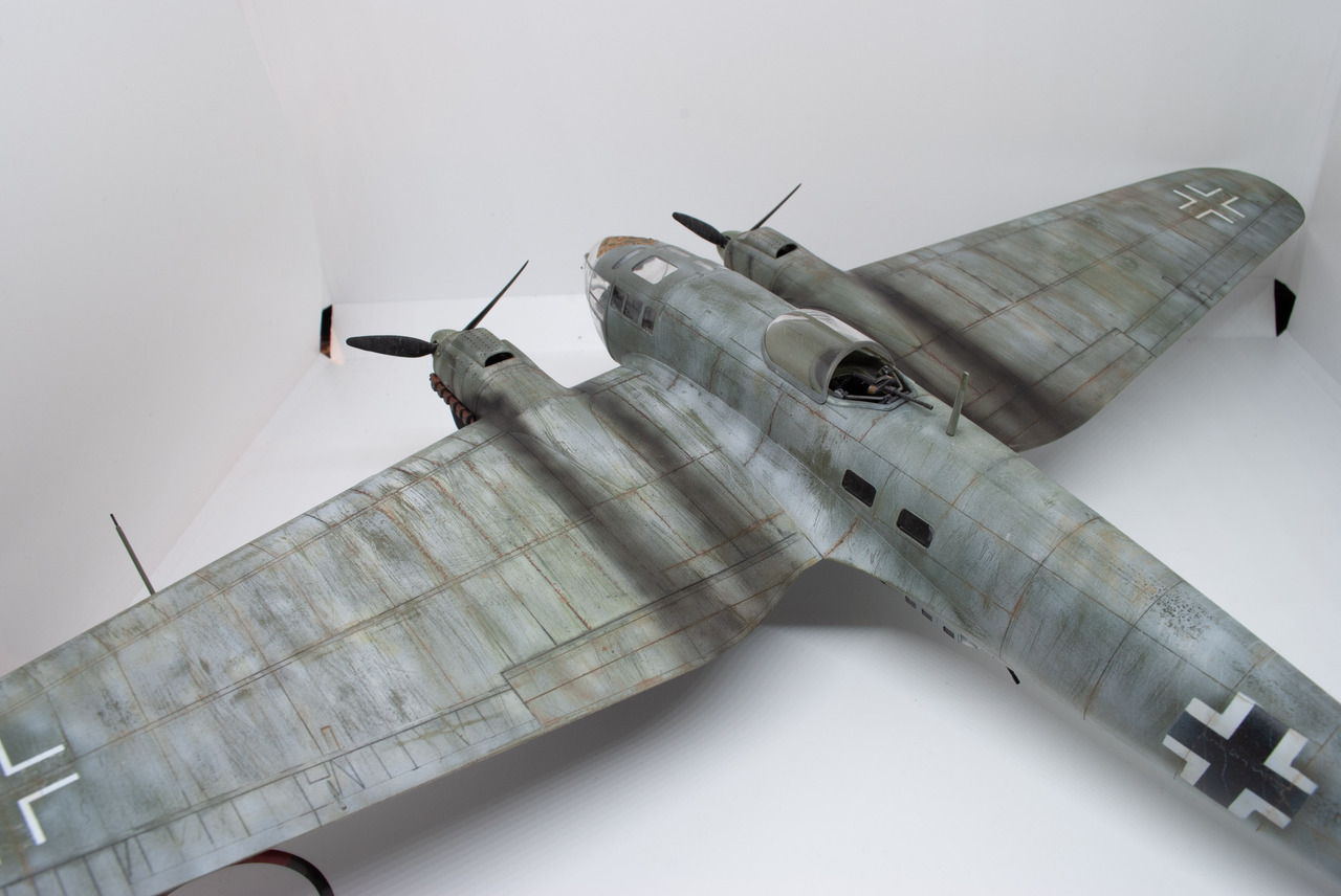 He-111 Hivernal - Monogram 1/48 19102207134922113416473878