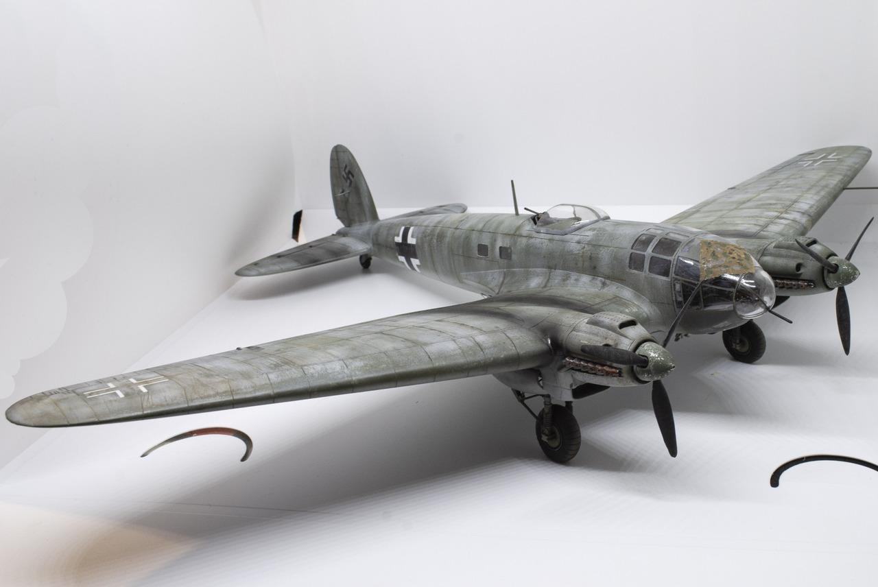 He-111 Hivernal - Monogram 1/48 19102207134922113416473879
