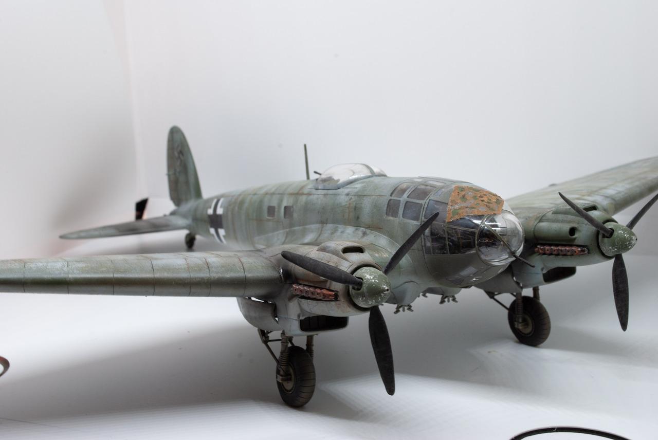 He-111 Hivernal - Monogram 1/48 19102207135022113416473880