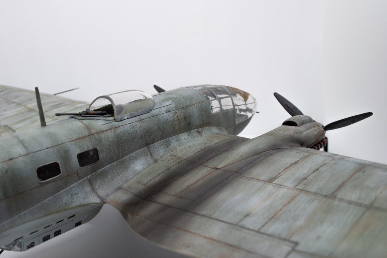He-111 Hivernal - Monogram 1/48 19102207135022113416473881