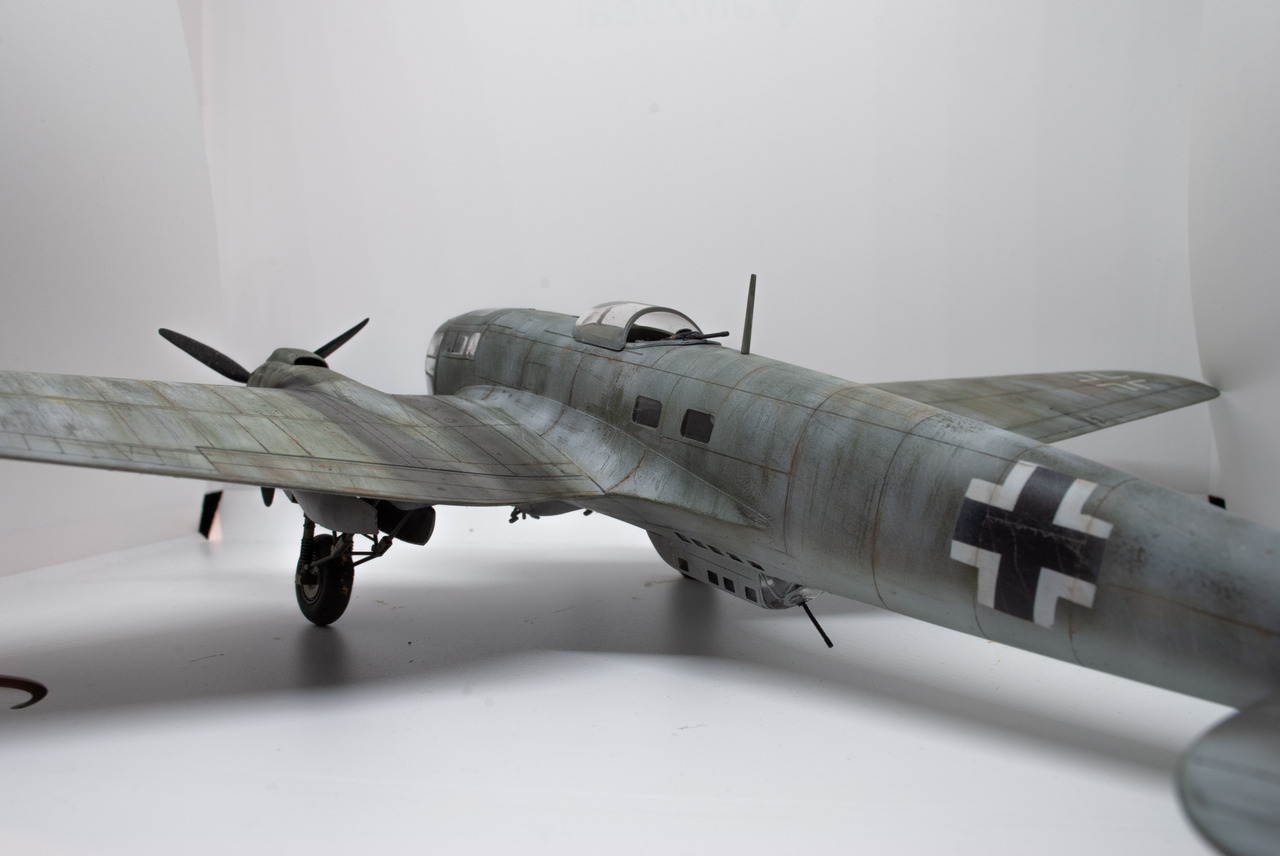 He-111 Hivernal - Monogram 1/48 19102207135022113416473882