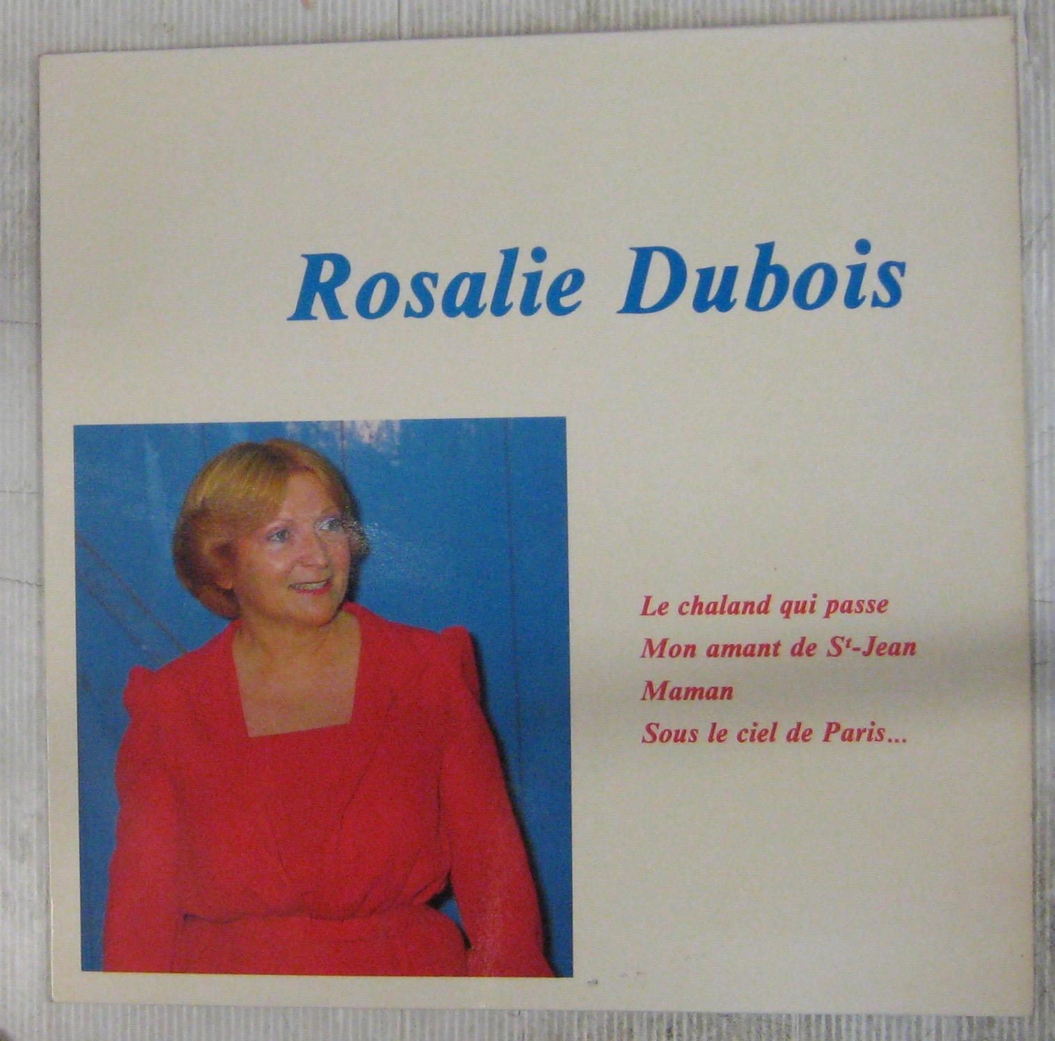 Dubois Rosalie Le chaland qui passe
