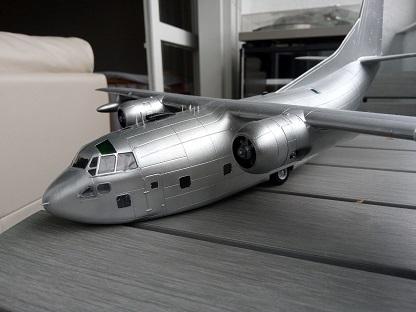 [Roden 1/72] Fairchild C-123  Air america 19103012322525069216484999