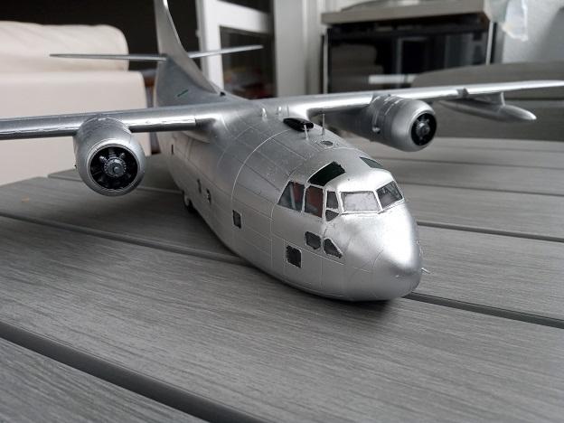 [Roden 1/72] Fairchild C-123  Air america 19103012322725069216485001