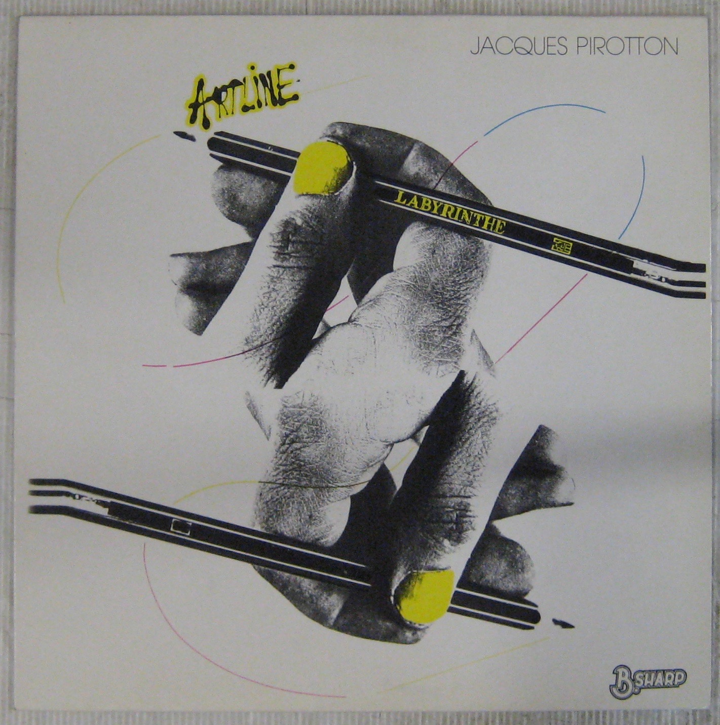 PIROTTON JACQUES - Artline - LP