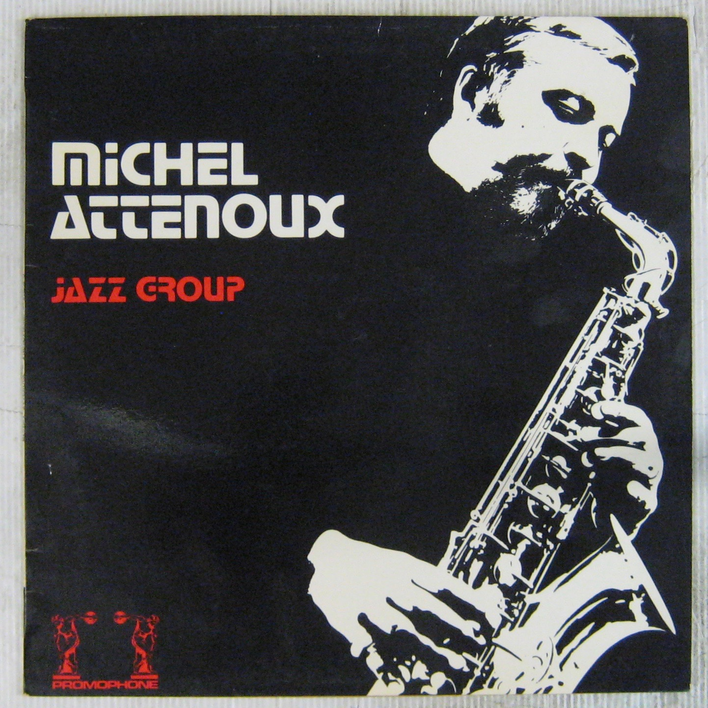 ATTENOUX MICHEL - Jazz Group - LP