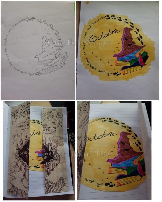 page octobre bujo choipeau