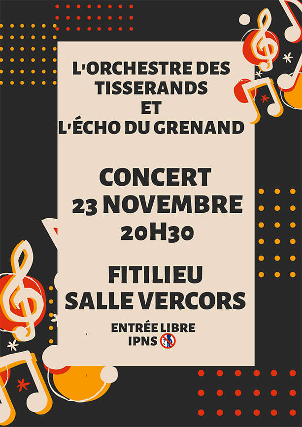 concert tisserands 23nov2019