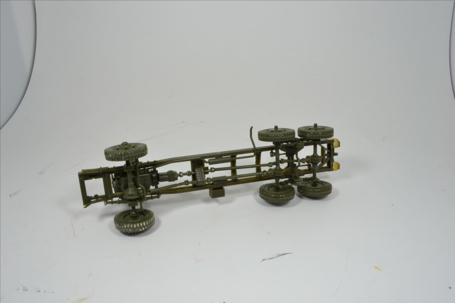 INDOCHINE GMC Bofors (Hobby Boss) 1/35 19110809114622494216500106