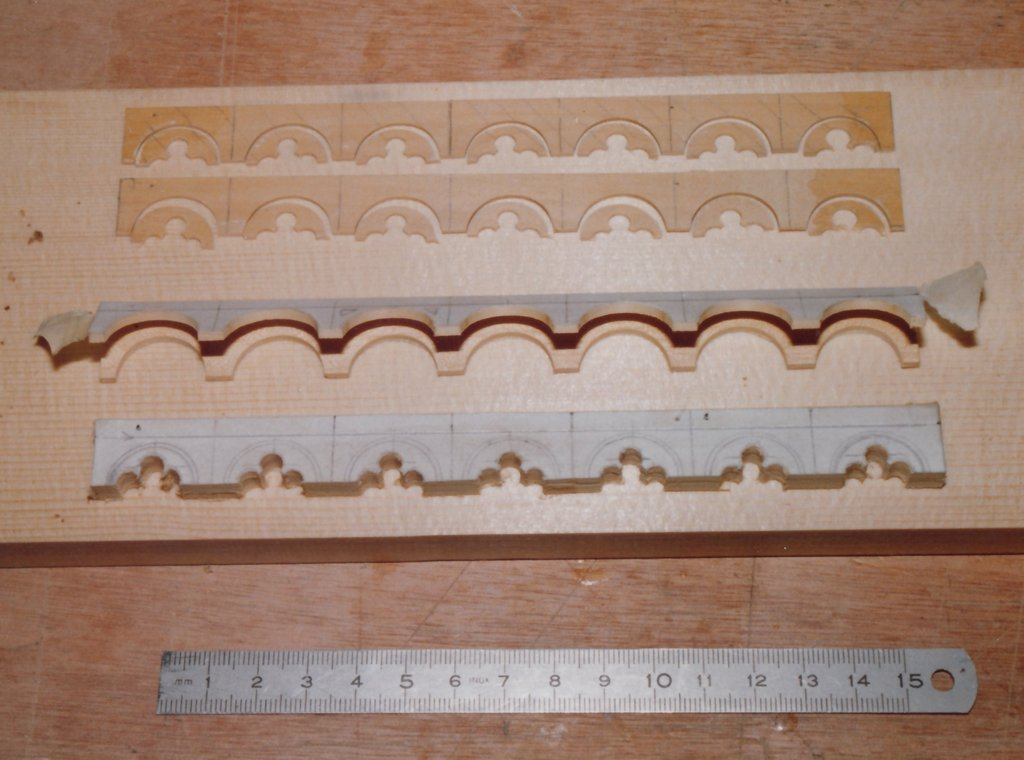 Fabrication d'instruments de musique anciens de bgire VIQ3Ib-1992-Clavicorde-Pisaurensis-35