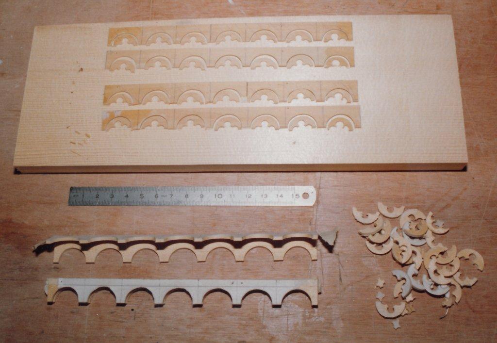 Fabrication d'instruments de musique anciens de bgire XIQ3Ib-1992-Clavicorde-Pisaurensis-36