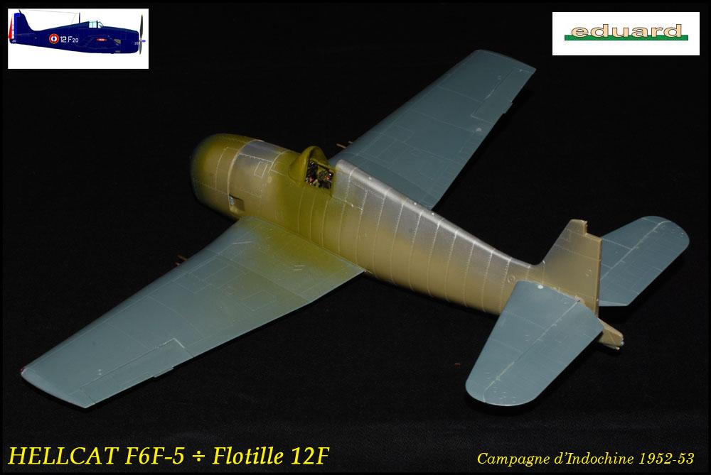 Hellcat F6F-5 ÷ Eduard 8224 ÷ 1/48 1911110632205585016505637