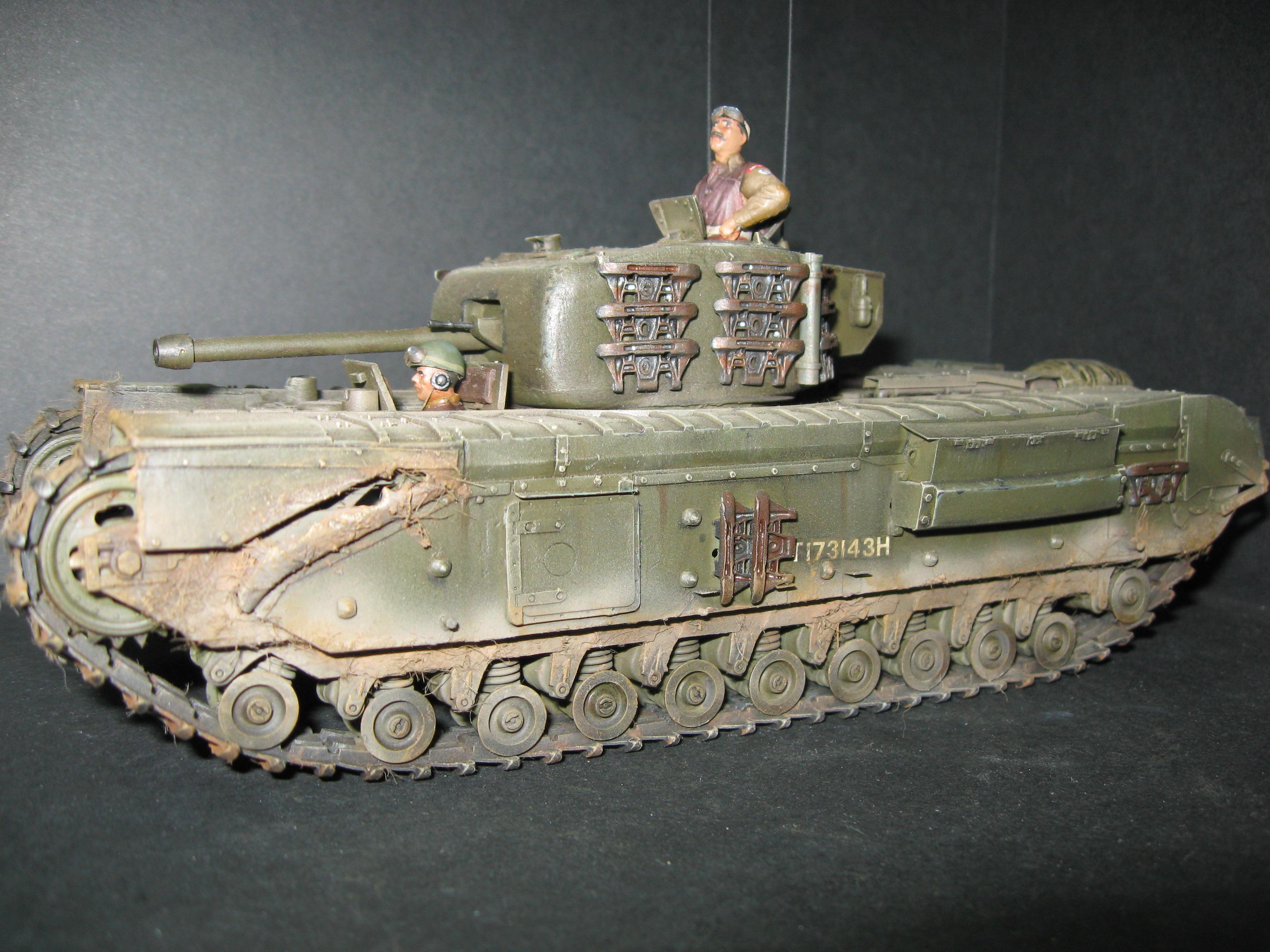 Churchill Tank Mk.II 19111108085724989916505834