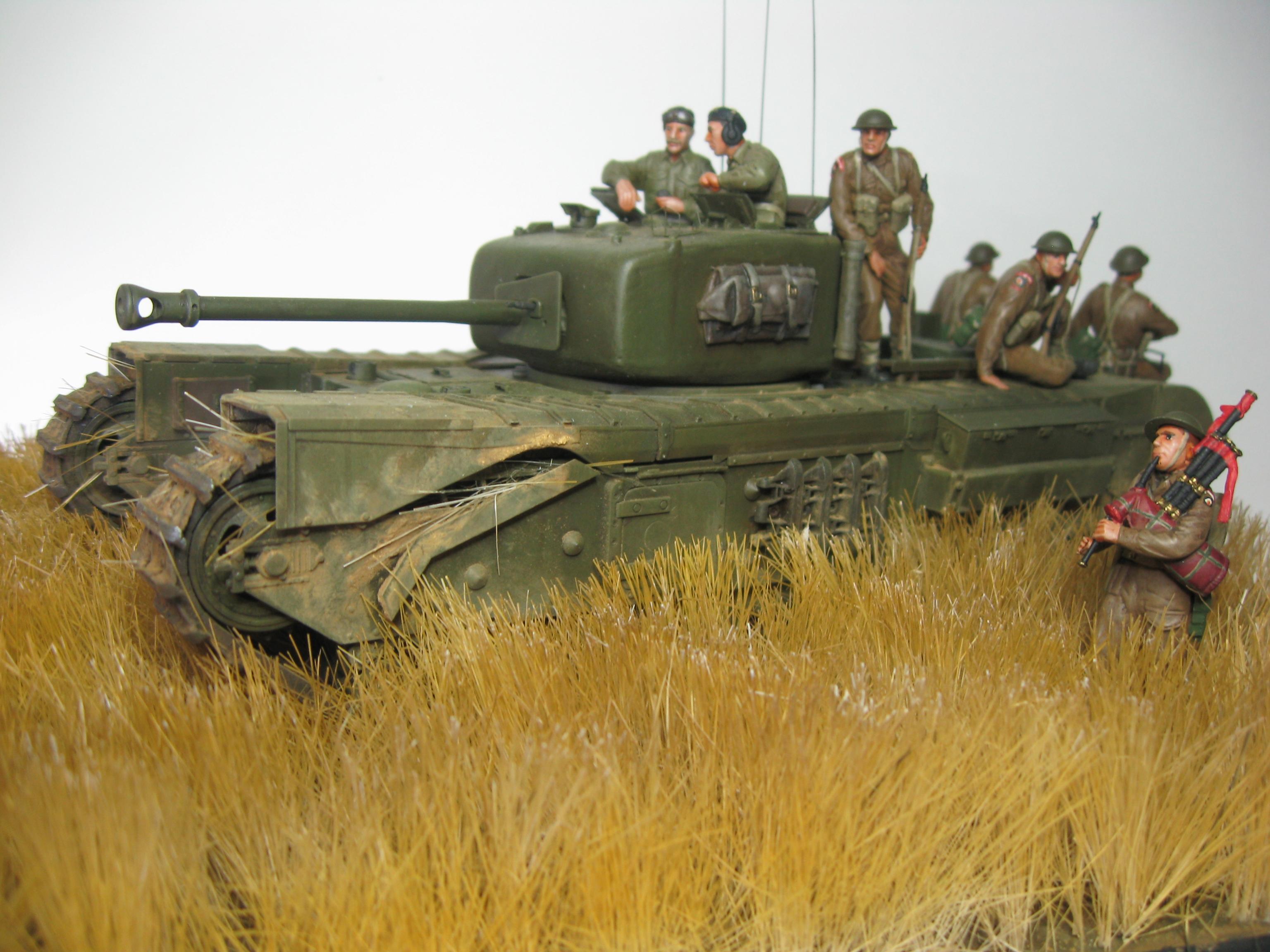 Churchill Tank Mk.II 19111108104224989916505838