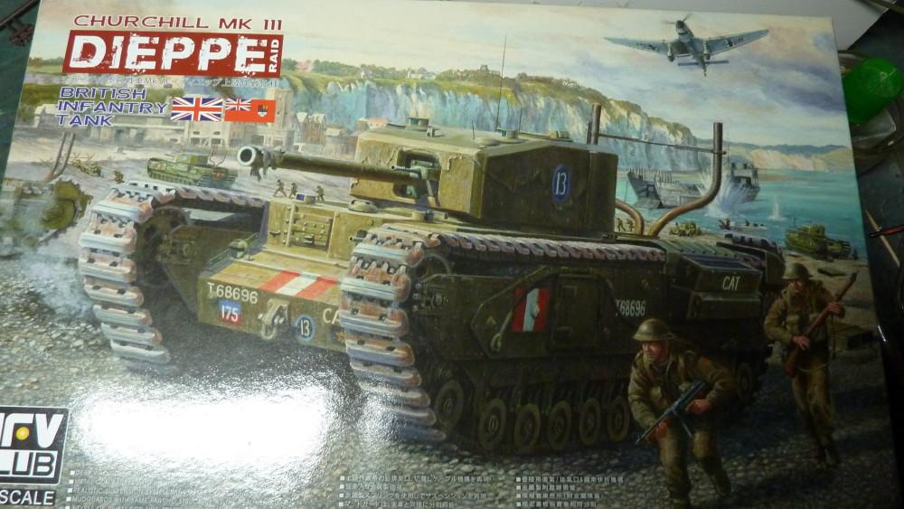 Churchill Tank Mk.II 19111303413324989916507984