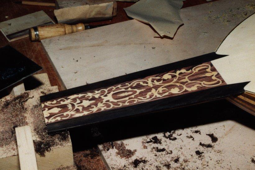 Fabrication d'instruments de musique anciens de bgire 19111306443523134916508249