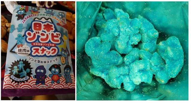 zombie snack