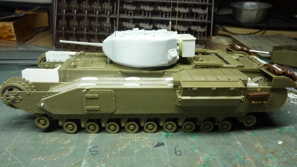 Churchill Tank Mk.II 19111609505624989916513217
