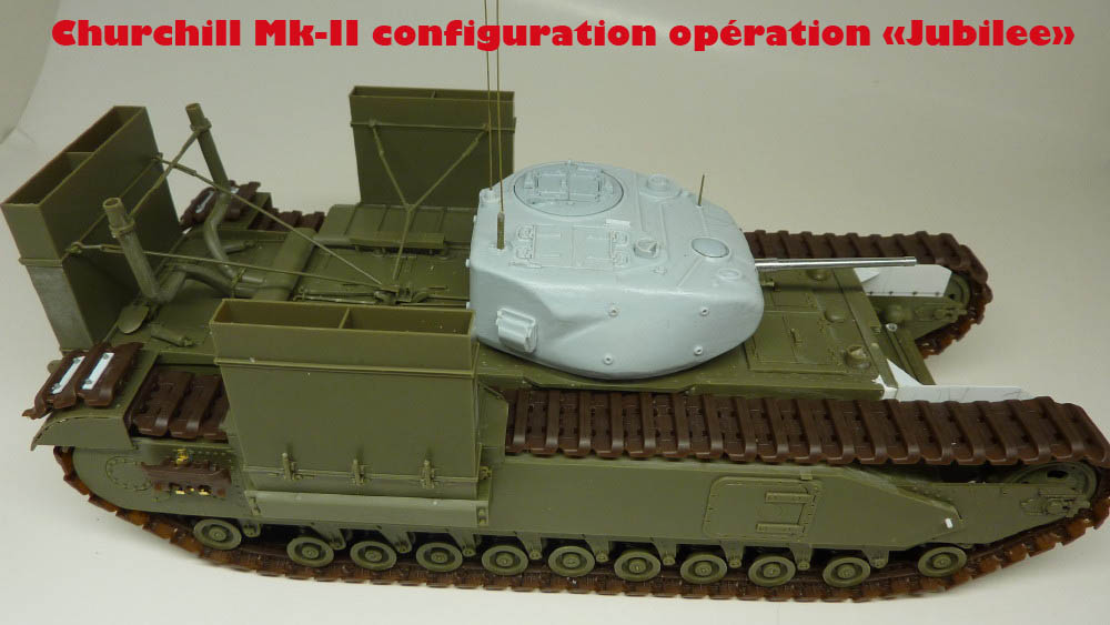 Churchill Tank Mk.II 19111903132624989916517009