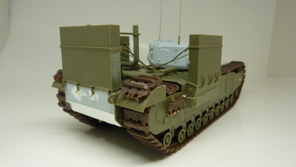 Churchill Tank Mk.II 19111903132624989916517010